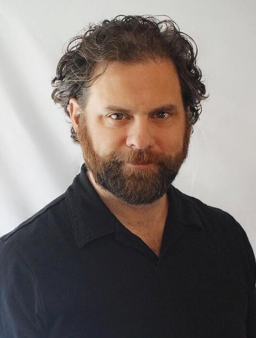 Mike DelGaudio - voice actor