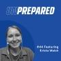 Artwork for 044 - Unprepared: Mindset Shifts Brands Should Make When Building A Website with Krista Walsh