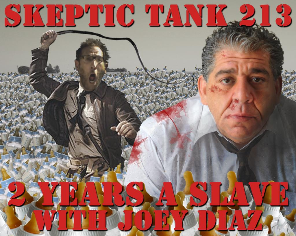 #213: 2 Years a Slave (@MadFlavor)