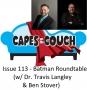 Artwork for Issue 113 - Batman Roundtable