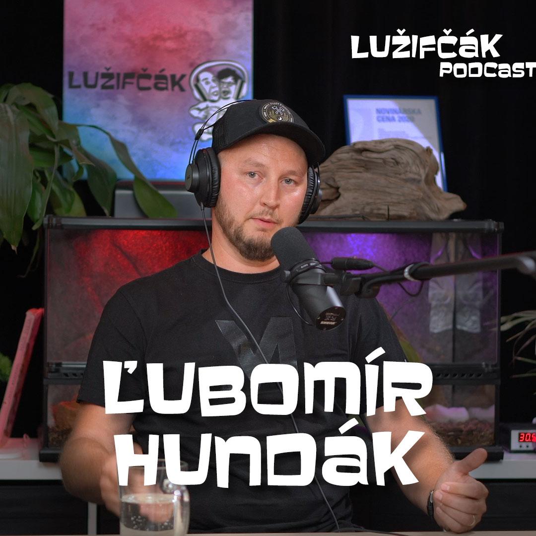 Artwork for Lužifčák #111 Ľubomír Hundák