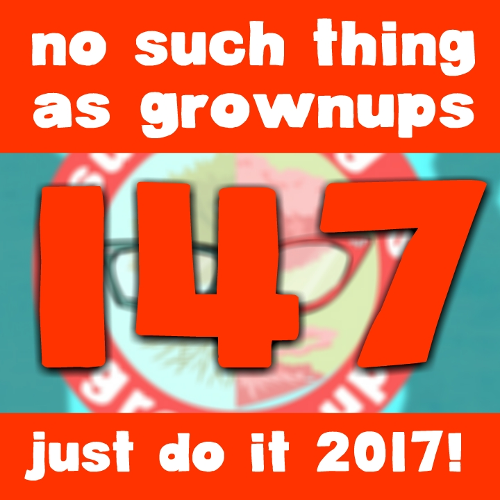 NSTAGU147: Just do it 2017!