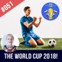 Artwork for #051-World Cup 2018 English Soccer Lesson American Football