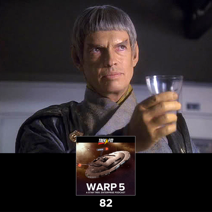 Warp Five 82: A Toast to 2015!