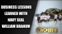 Artwork for Business Lessons Learned With Navy Seal William Branum - 166
