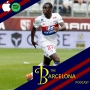 Artwork for What makes Lyon a tough opponent for Barcelona? Ferland Mendy, Memphis Depay and Kevin Williams [TBPod128]
