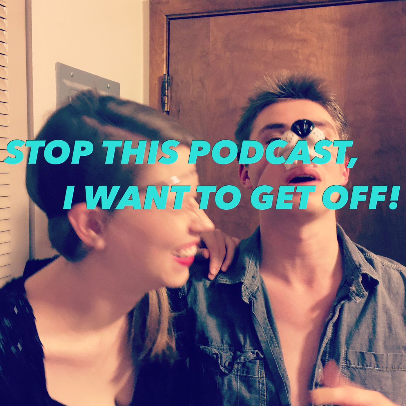 Ep. 17: It Just Hit Me That This Is A Relationship Advice Podcast show art