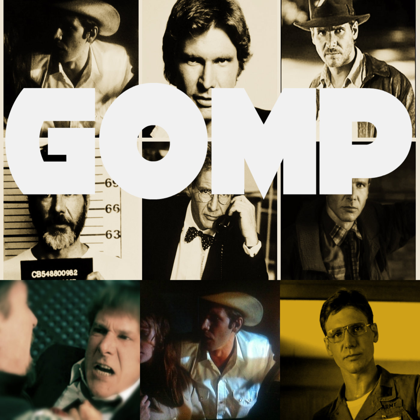Get Off My Podcast - The Harrison Ford Podcast