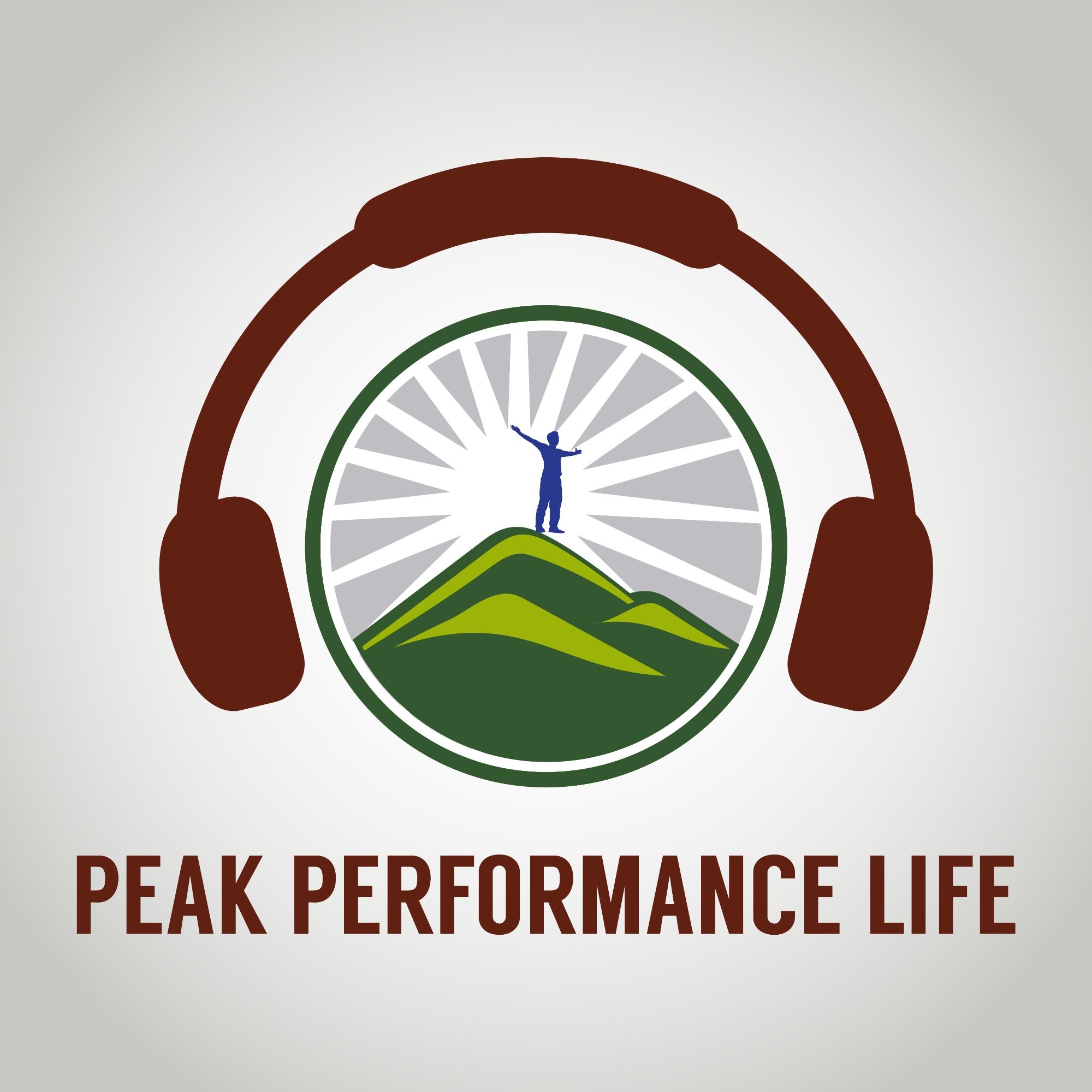 Peak Performance Life Podcast show art