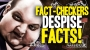 Artwork for Fact-checkers don't know their FACTS!