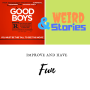 Artwork for Weird Stories & Good Boys Movie REVIEW