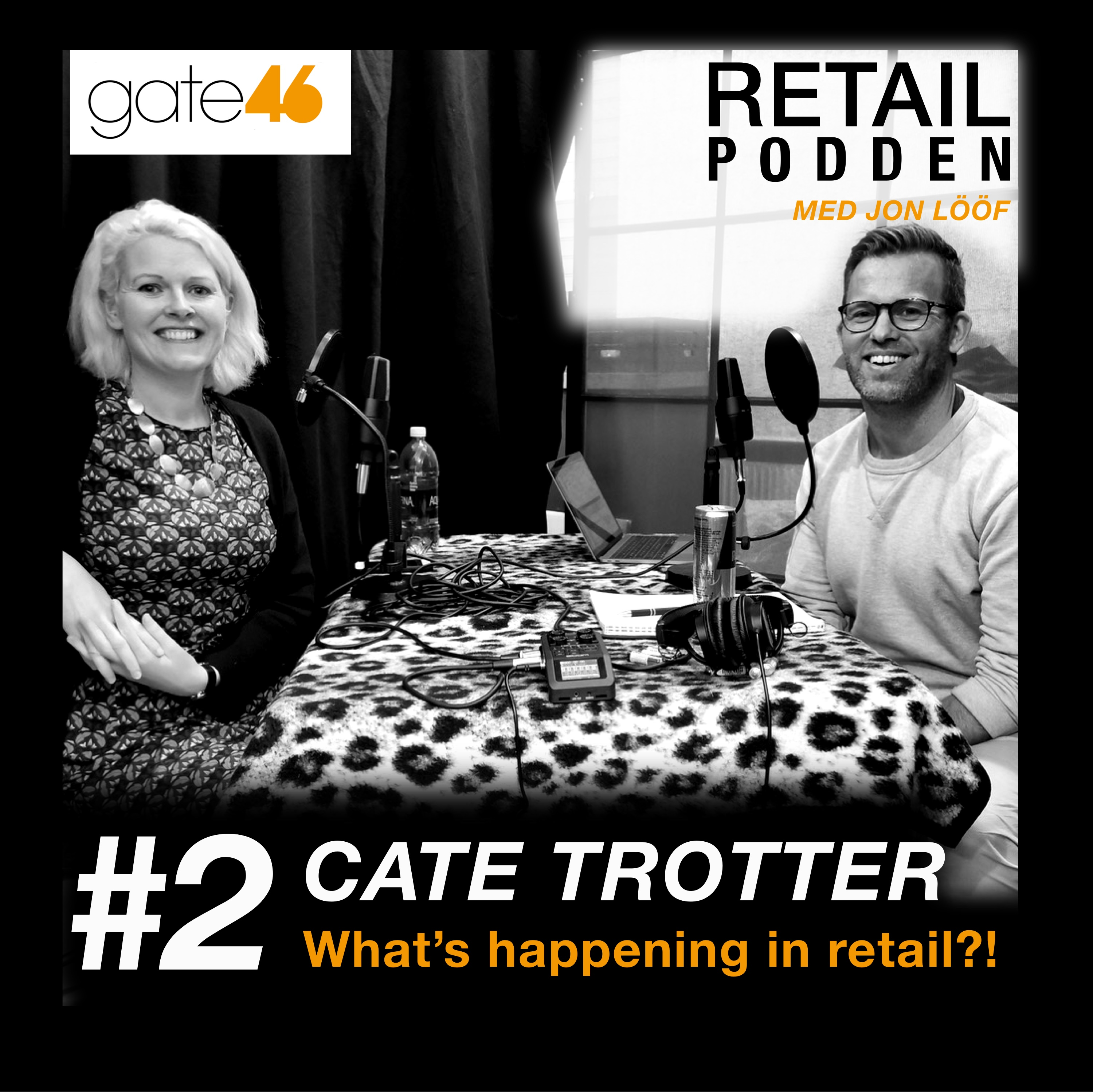 2. Cate Trotter - What is happening in retail?!