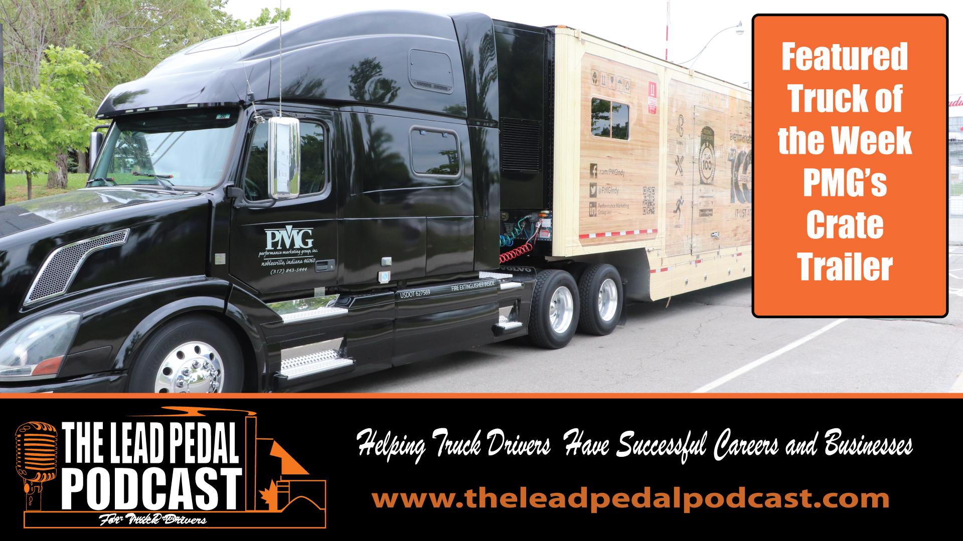 PMG Crate Truck