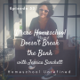 Artwork for 53: Where Homeschool Doesn't Break the Bank with Jessica Sarchett