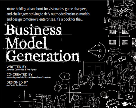 In search of business model excellence: Interview with Alexander Osterwalder