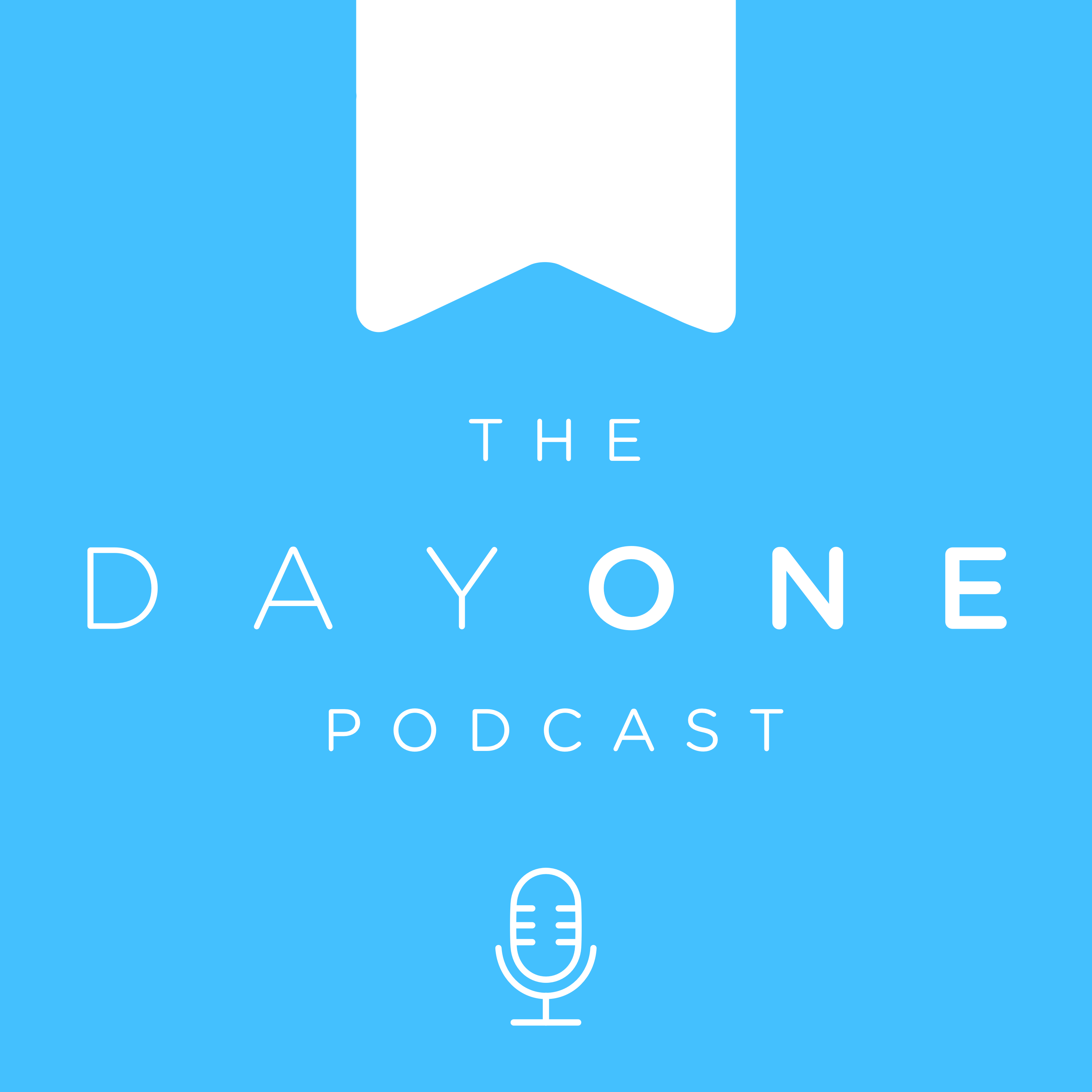 The Day One Podcast show art