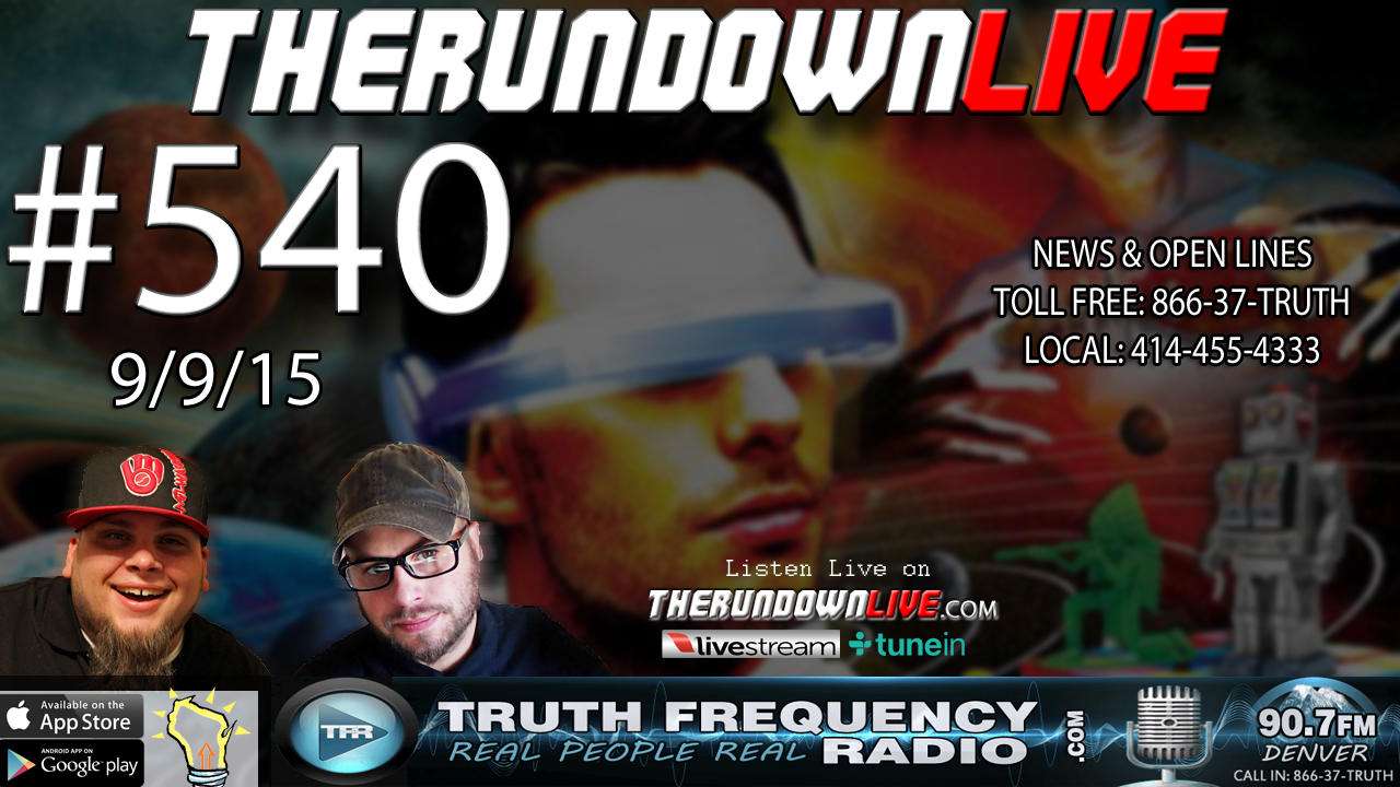 The Rundown Live #540 (September 11,Robots,Trendy AI)