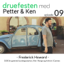 Artwork for DF 09: Frederick Howard - Disney og hvitvin