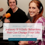 Artwork for Ep013: 5 Daily Behaviors That Can Change Your Life, Marriage Advice From Around the World, + A Question About Jealousy