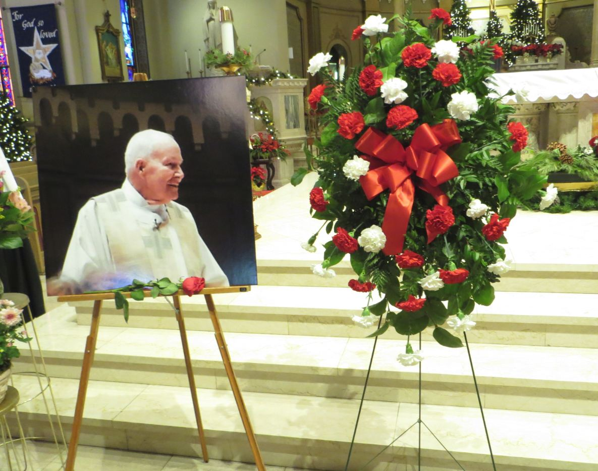 Funeral Mass of Fr. Riffle