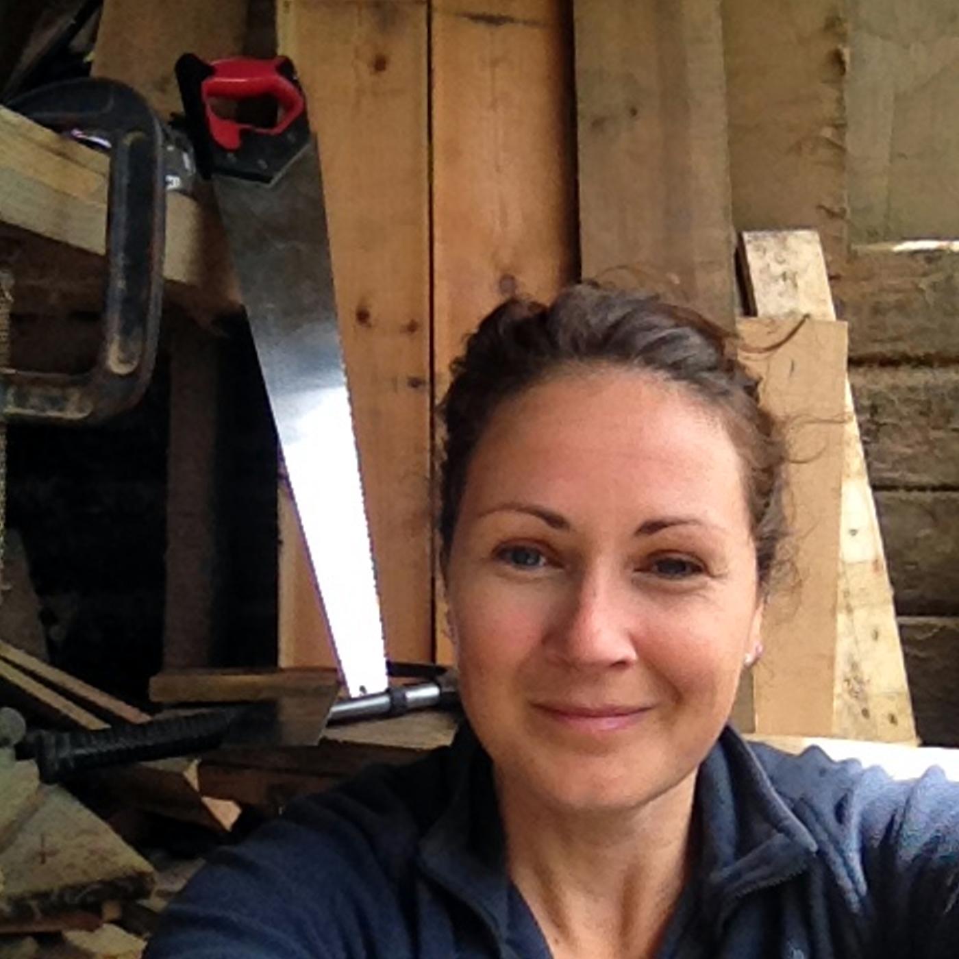 Ep. 8 Jen Gardner: Upcycling Furniture Artist Makes Lumber Live Longer