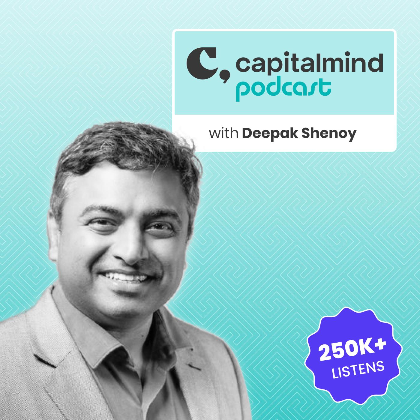 Capitalmind Podcast show art