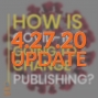 Artwork for 036 UPDATE AGAIN! How COVID-19 Is Affecting Book Publishing