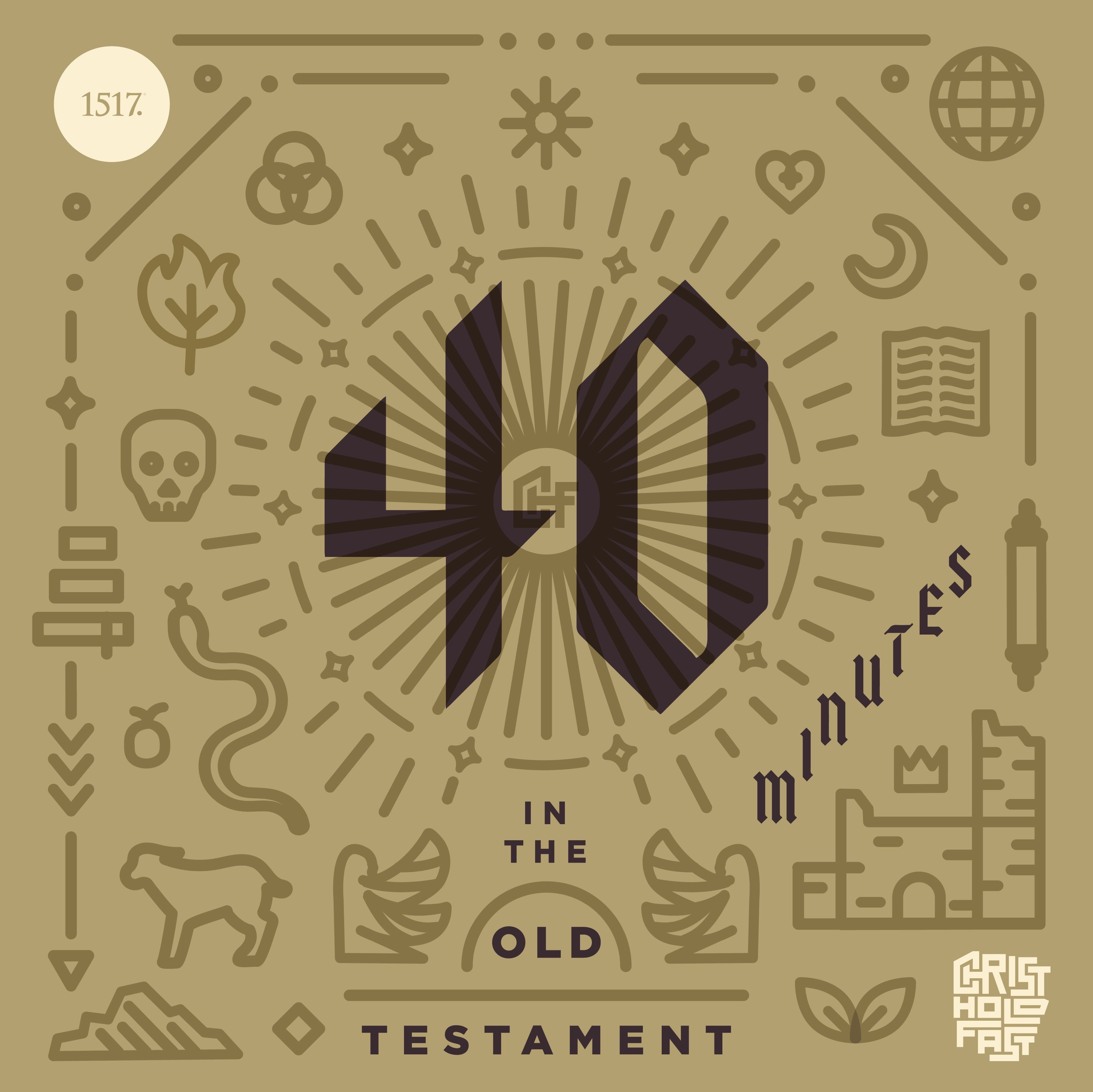 40 Minutes In The Old Testament show art
