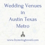 Artwork for #162 - Austin Metro Wedding Venues