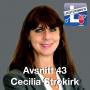 Artwork for Avsnitt 43 - Cecilia Strokirk