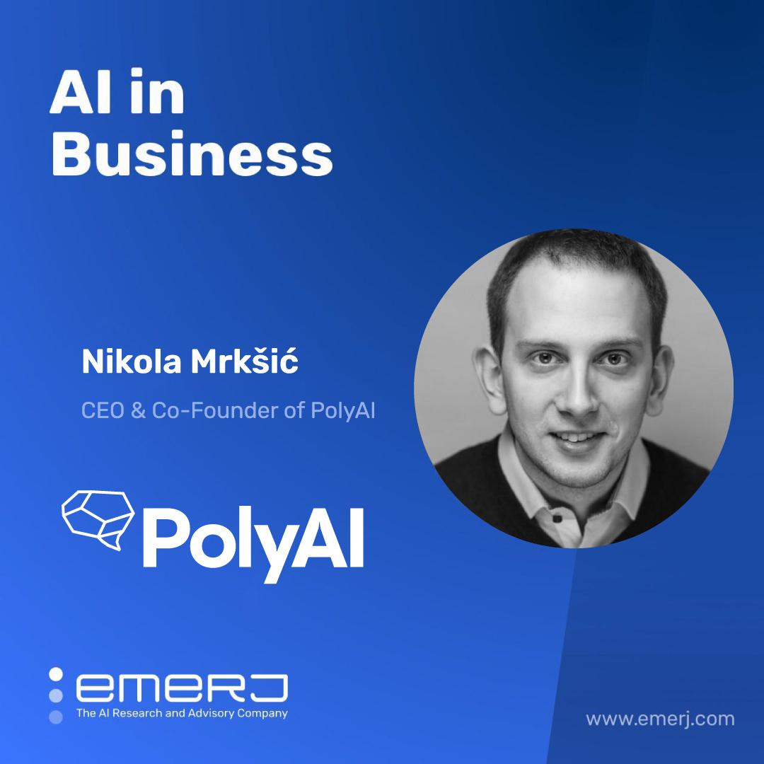 The CX Impact of AI for Voice - with Nikola Mrkšić of PolyAI