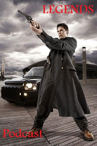 #Bonus 3; Torchwood Season 1 (Dr Who Arc)
