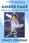 Cover for 'Amber Page and the Legend of the Coral Stone'