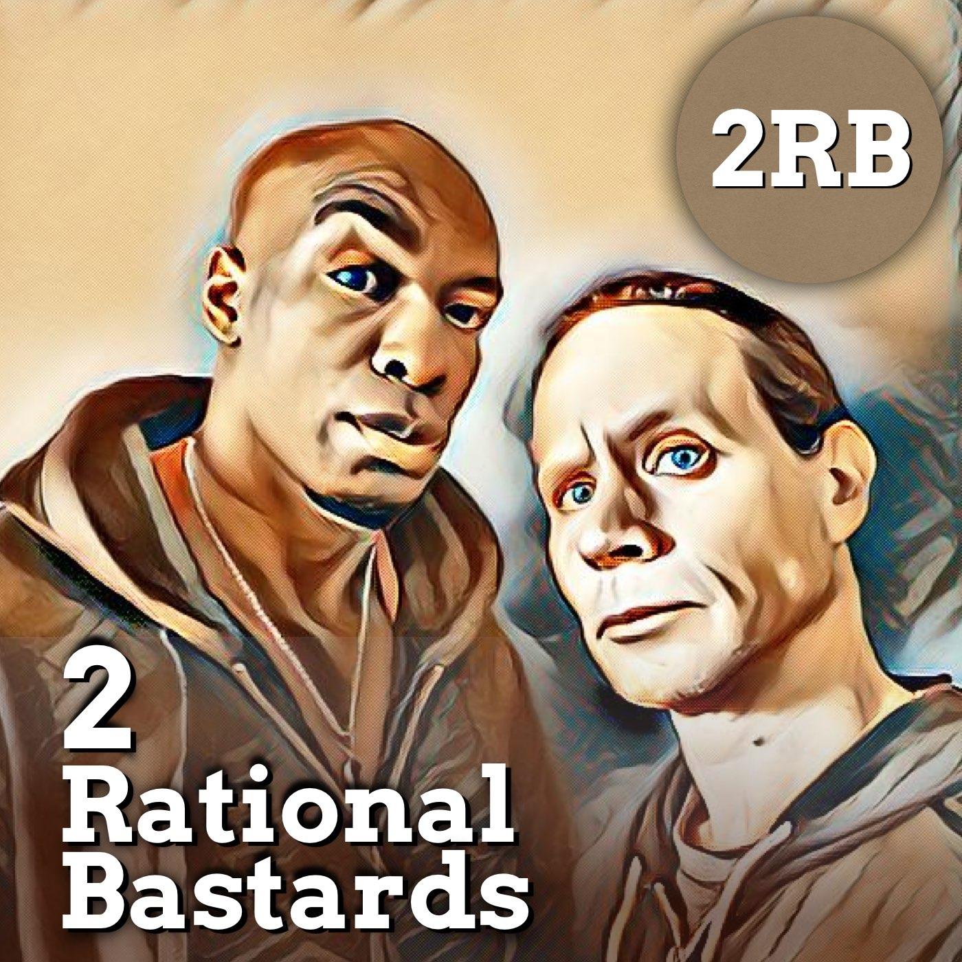 2 Rational Bastards show art