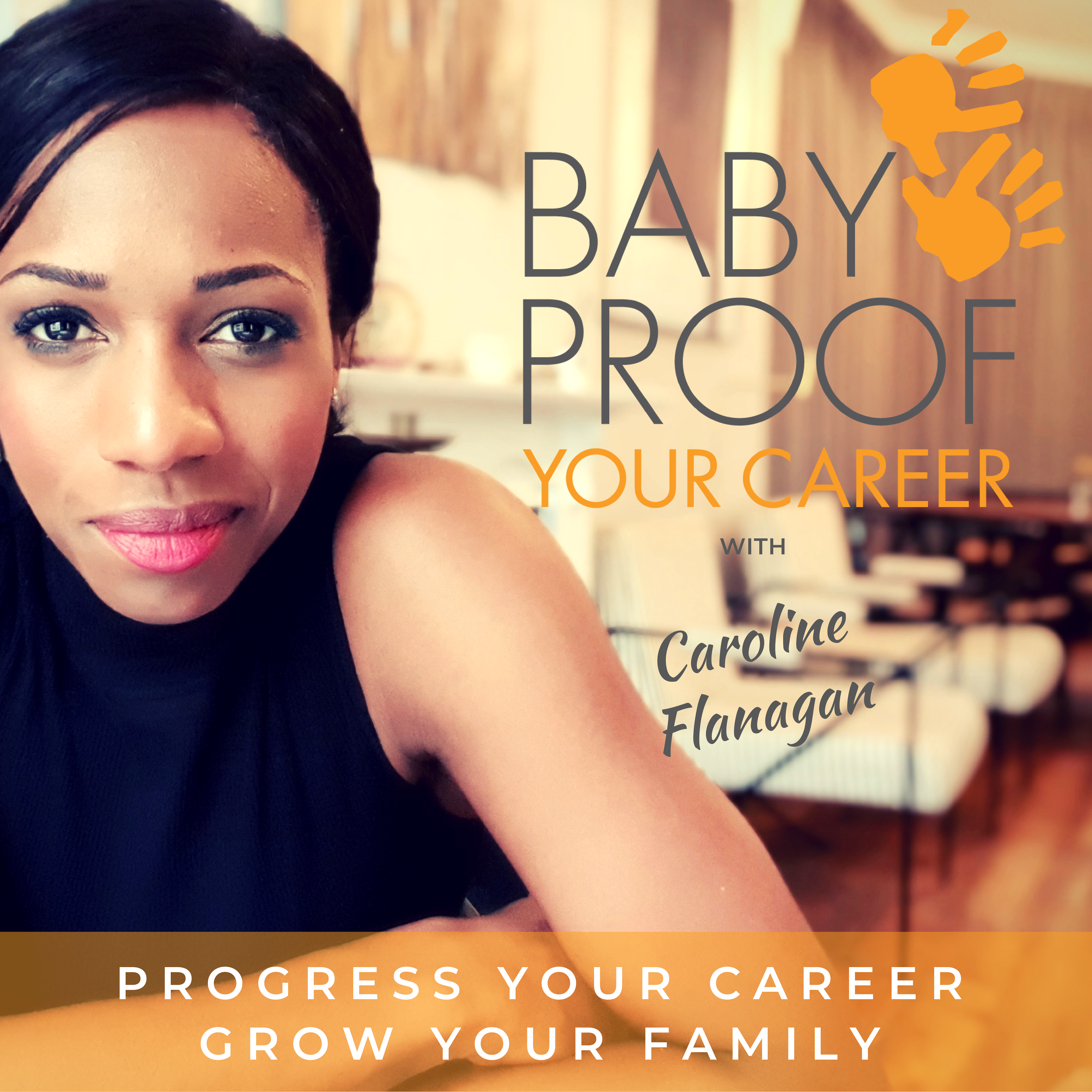 The Babyproof Your Career Podcast show art