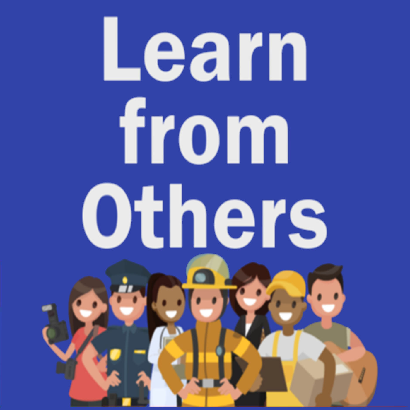 Learn From Others show art