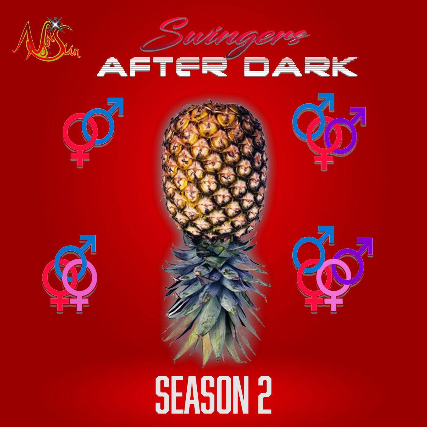 Swingers After Dark show art