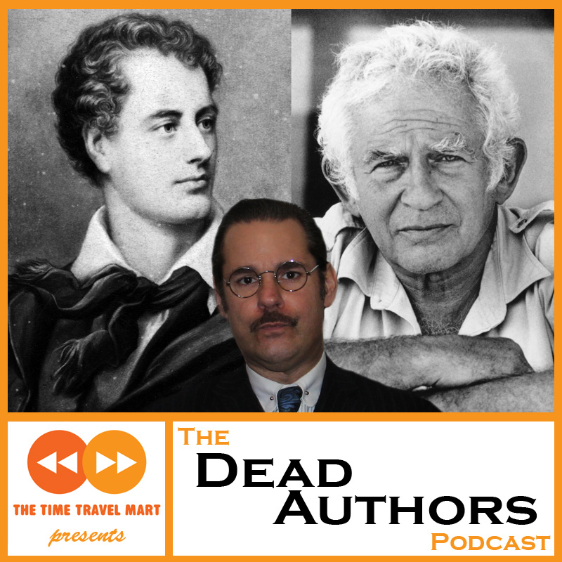 Appendix E: Lord Byron and Norman Mailer, featuring Dana Gould and Frank Conniff