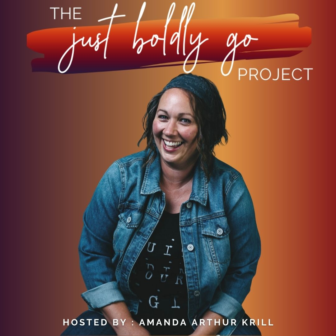 Artwork for Just Boldly Go: Interview with Emily Reagan