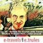 Artwork for ET039 - Behind the Scenes with Travel Wisdom Podcast Host, Ladan Jiracek