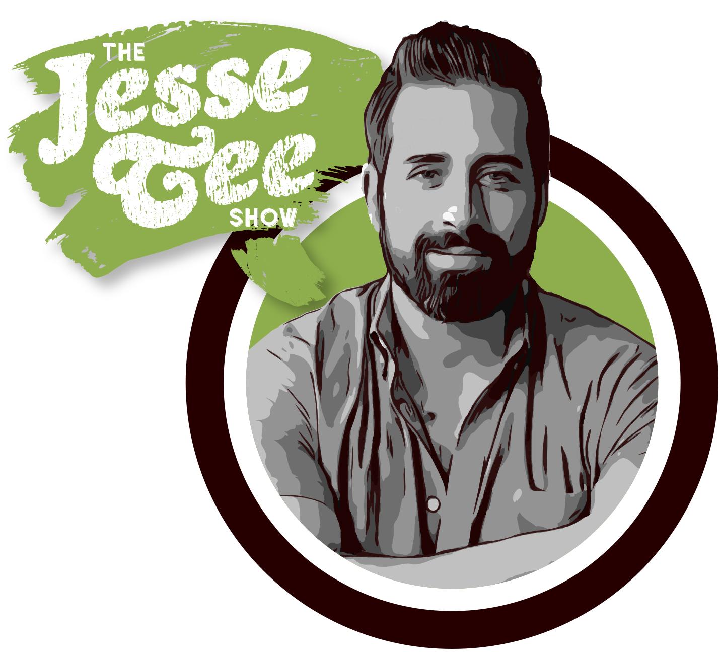 The Jesse Tee Show show art