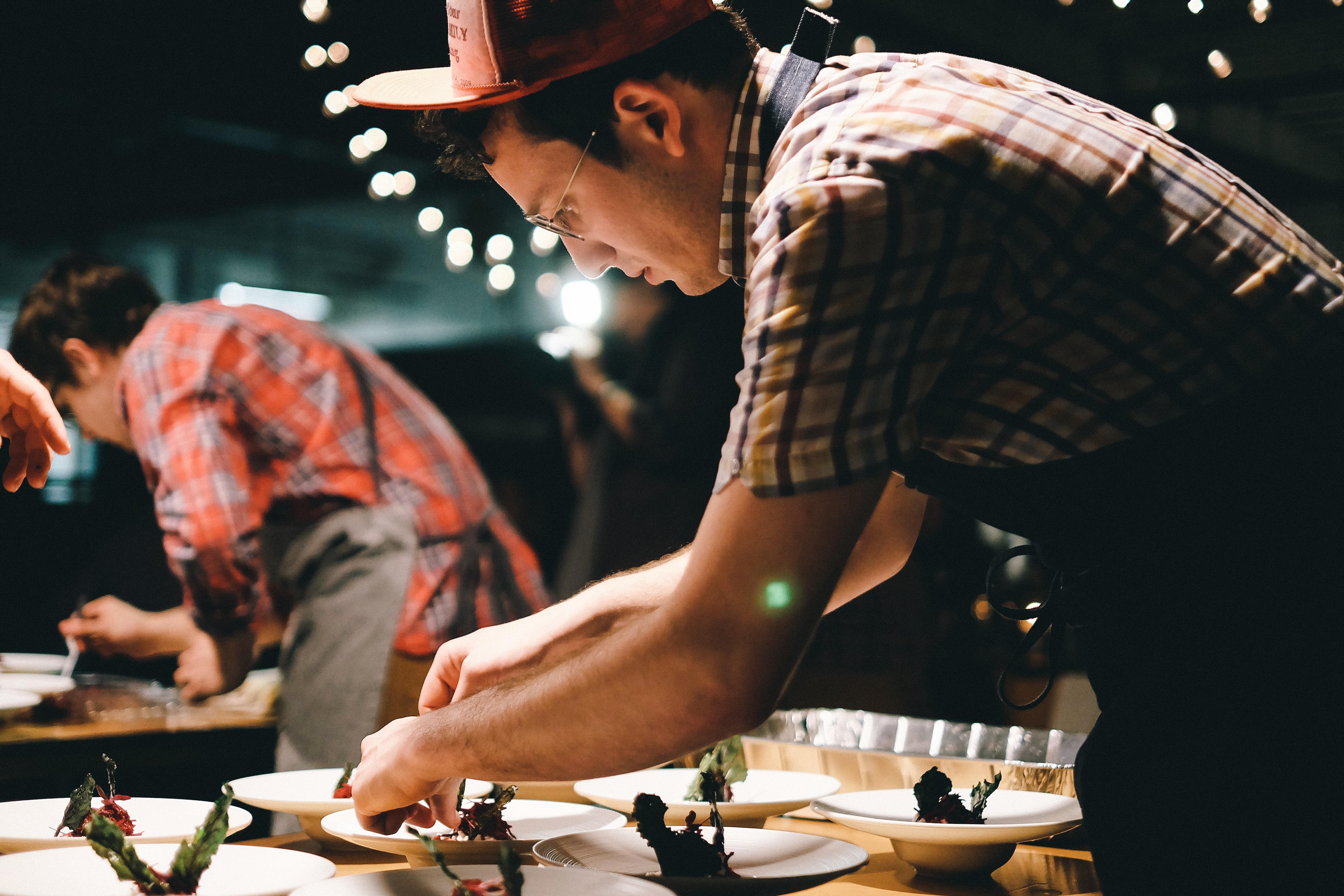 Jacob Boehm, Snap Pea Creative Dining