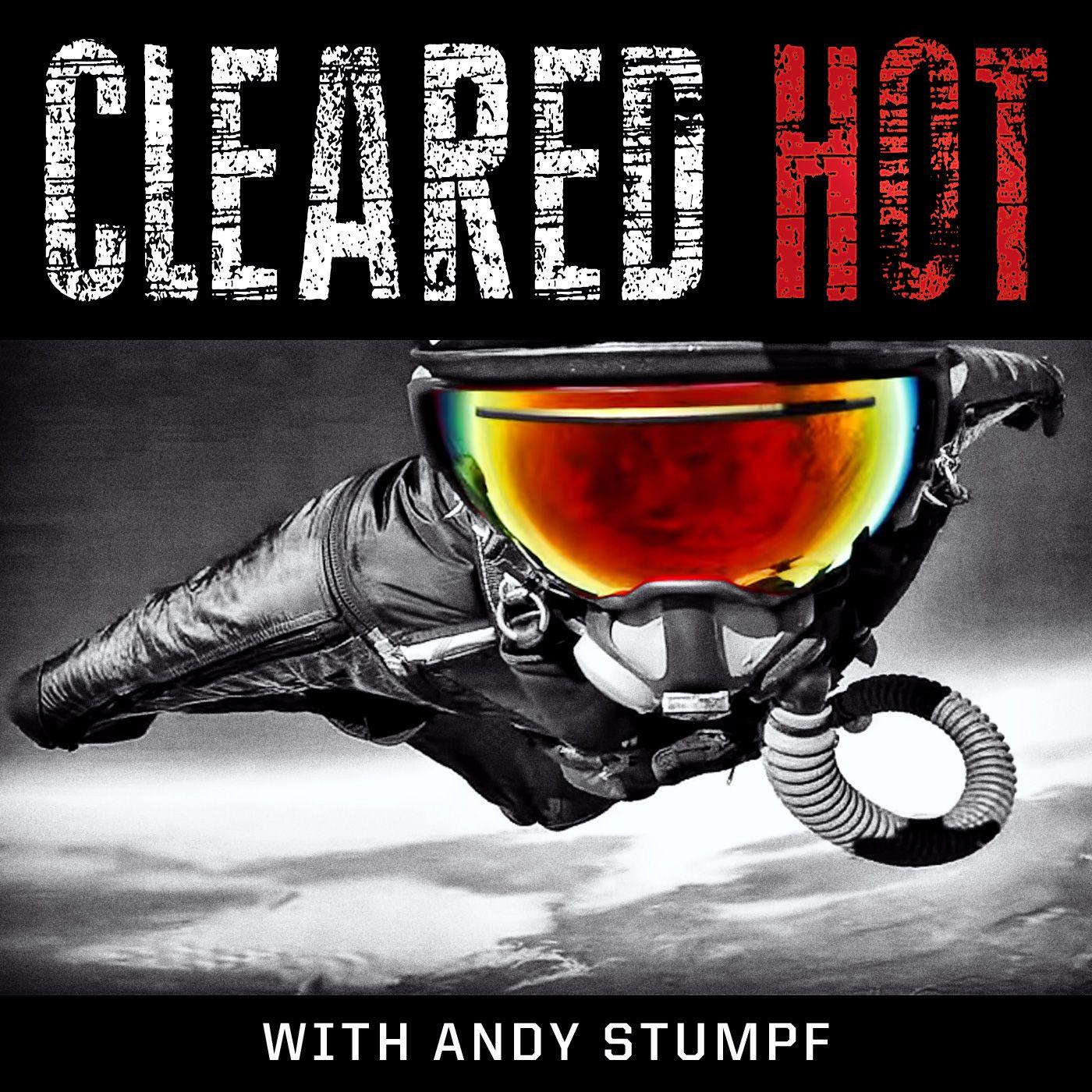 Artwork for Cleared Hot Episode 27 - Chris Spealler
