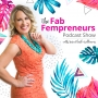Artwork for (Strategy Spotlight) How to Avoid Burnout as a Fab Fempreneur with Jennifer Robinson of Peaceful Living Wellness