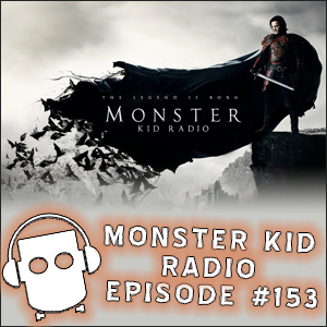 Monster Kid Radio - 11/25/14 - Brenda Tells About Dracula Untold