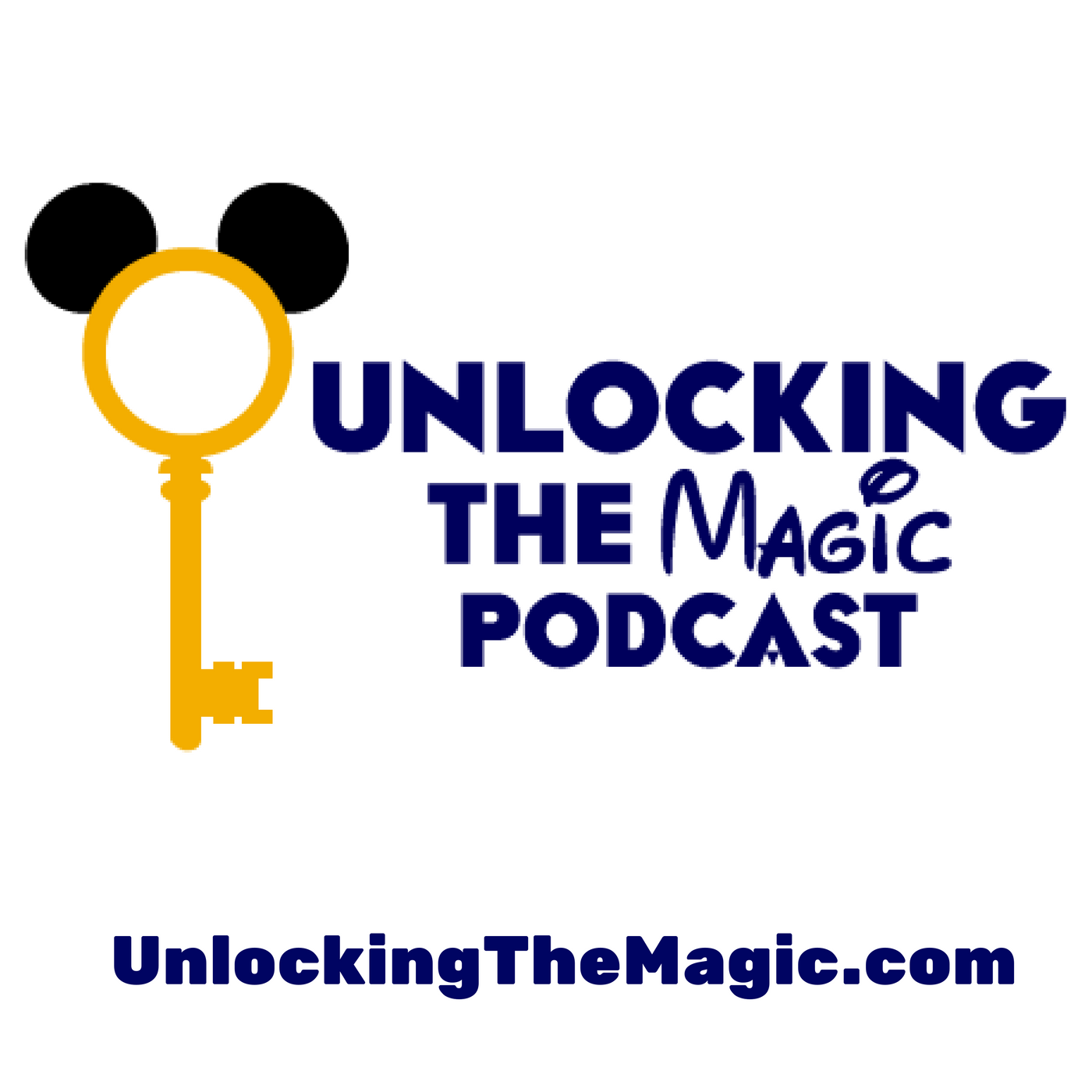 Unlocking The Magic: Talking all things Disney World and Disneyland  show art