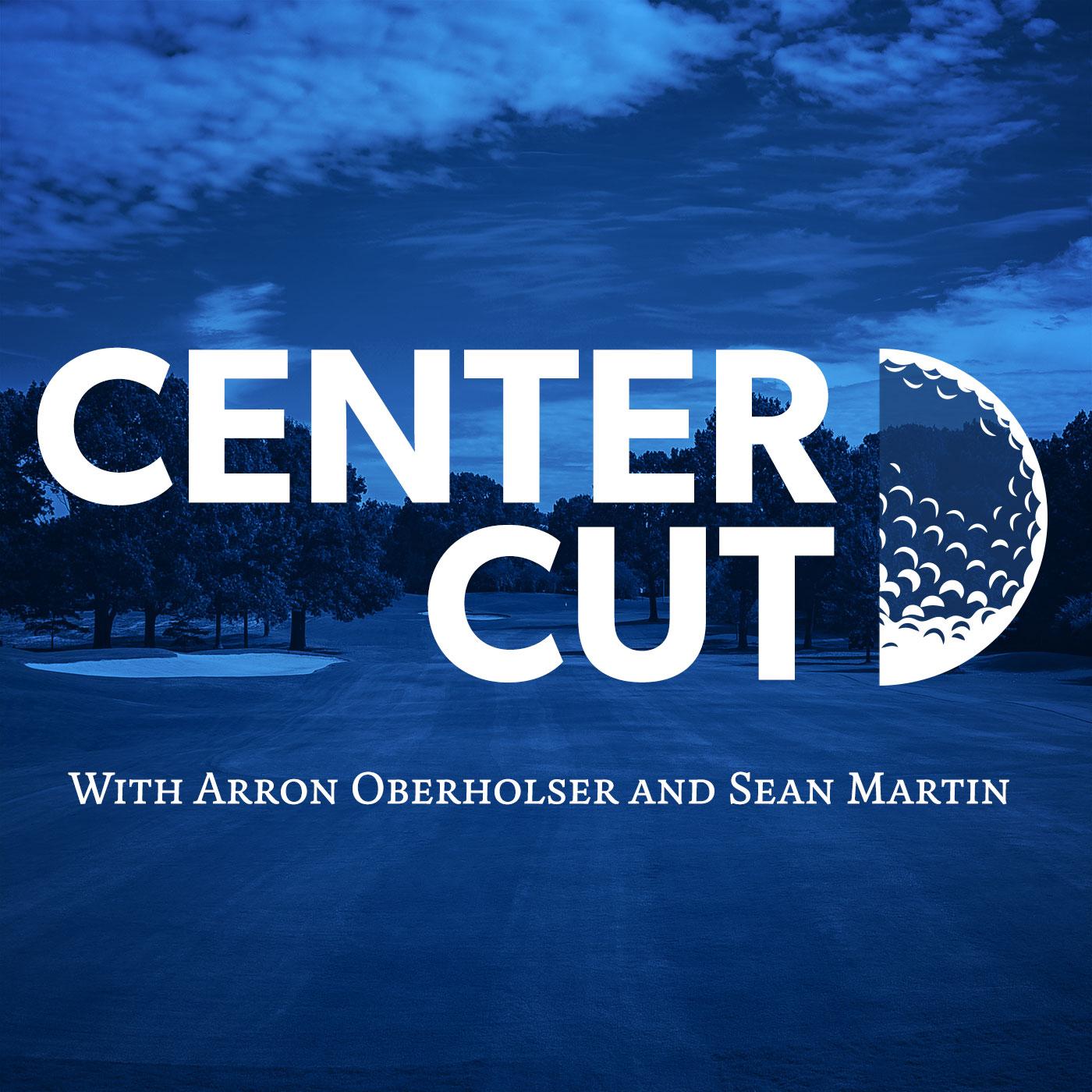 The Center Cut Golf Podcast show art