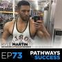 Artwork for 73: Golden Age Bodybuilding - Kyle Martin - Bodybuilder & Fitness Entrepreneur