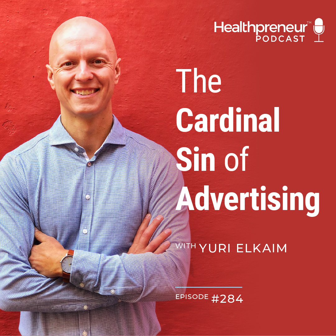 284 - The Cardinal Sin of Advertising show art