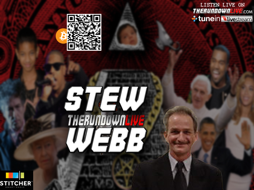 The Rundown Live #167 Stew Webb (Denver,Illuminati,Nephilim,Disinfo)